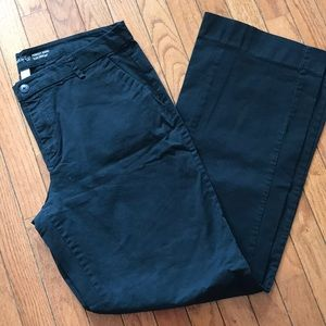 GAP chino black pants
